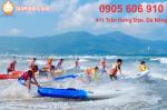 Bán đất đẹp ven biển đường Dương Đình Nghệ,Đà Nẵng 10x17,5 khu KS sầm uất.LH:0905.606.910