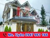 Bán biệt thự mới xây, thiết kế đẹp đường An Sơn, phường 4, đà lạt