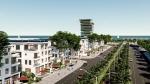 Bán nhanh nhà phố 2 mặt tiền dự án The One Beach, trục đường Nguyễn Sinh Sắc
