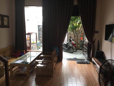 Chuyển công tác HCM, Bán nhà TTTP kiệt Ôtô đường Nguyễn Tri Phương, oto vô tận sân nhà.