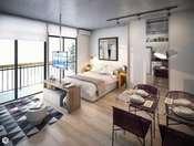 Diamond Apar chuẩn bị khai trương khu căn hộ mới giá chỉ từ 6,5- 9tr/ tháng. LH: 0936060552