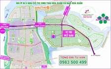 Bán đất Nam Hòa Xuân, đường 10,5m chiết khấu 8%