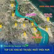 Nhận đặt chỗ Dự án HOMELAND SUNRISE CITY Nam Đà Nẵng chỉ với 50 triệu/lô...!!!