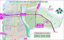 Sunland bán block mới b2.83 Nam Hòa Xuân giá chỉ từ 460 triệu