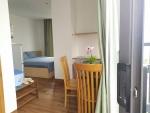 Cho thuê CH studio tầng 9,có ban công thoáng mát,30 m2 giá chỉ 7 tr/ tháng.LH:0983.750.220