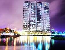 Bán căn hộ Hòang Anh Gia Lai, bờ hồ Hàm Nghi, trung tâm Thành phố Đà Nẵng, view hồ bơi