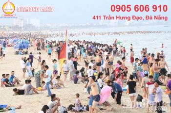 Bán 2,4 ngàn m2 đất 3 MT đường Trường Sa,Đà Nẵng khu Đông Hải gần bãi tắm Tân Trà giá rẻ.