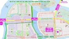 Ngày 28/10 mở bán mới Nam Hòa Xuân, chiết khấu 8%, giá chỉ từ 520tr