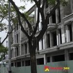 Bán SHOPHOUSE khu E KIM LONG đã xong hạ tầng