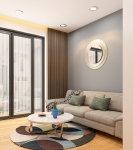 Căn hộ mini full nội thất sở hữu lâu dài với chỉ 108 triệu.