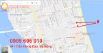 Cho thuê 300 m2 đất đường Trần Bạch Đằng,biển Mỹ Khê Đà Nẵng hướng Đông,55 tr/ tháng.0905.606.910