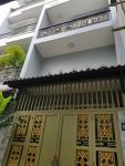 Bán nhà hẻm xe hơi 1 sẹc đường số 12 phường Bình Hưng Hòa, Bình Tân. LH:0908626676