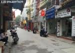 Bán nhà mặt phố Khương Thượng, đang cho thuê 30 triệu/tháng. Giá 7.5tỷ