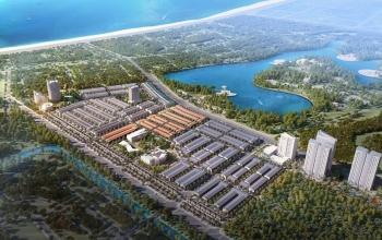 Đất nền Liên Chiểu chỉ với 1ti390 sở hữu ngay mặt tiền hồ sinh thái thoáng mát nhiều tiện ích