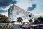 Cho thuê 260m2 mặt bằng tầng 1 Trương Định Plaza ( Giá hấp dẫn )