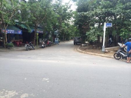 bán lô góc đường lương nhữ hộc, giá 31 triệu/m2, đất trung tâm tp Đà Nẵng