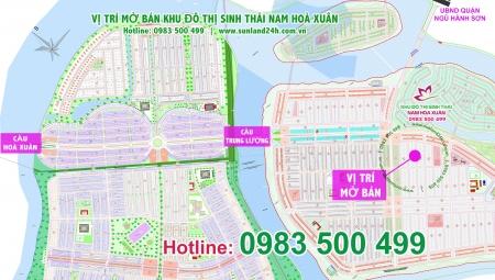 Hot. Hot. Sunland tiếp tục mở bán mới tại dự án Nam Hòa Xuân