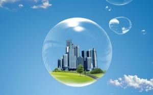 Sốt đất đang diễn ra khắp nơi nhưng vẫn chưa xuất hiện bong bóng bất động sản